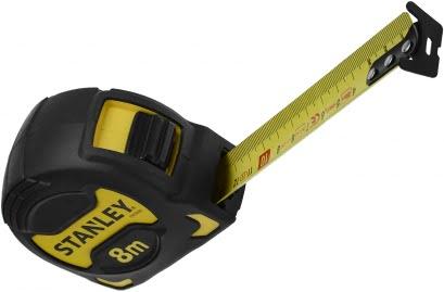 Stanley Anti-Slip 5 en 8 meter rolmaat