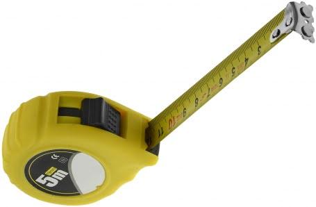 Lemmet ErgoGrip rolmaat ergonomisch