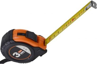 Lemmet Basic 3 meter rolmaat